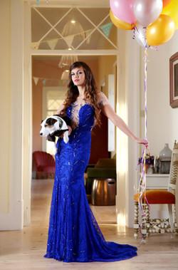 Sara Calisto para a Revista VIP