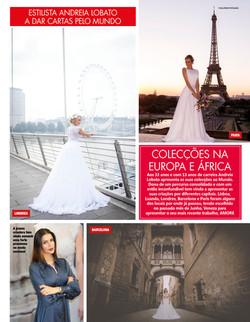 A DAR CARTAS PELO MUNDO Revista VIP