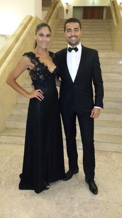 Diamantina e Ricardo Pereira