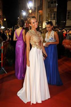 Sofia Arruda em Globos de Ouro
