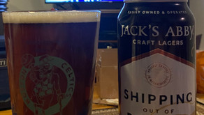 Beer of the Week 1/3: Shipping Out of Boston