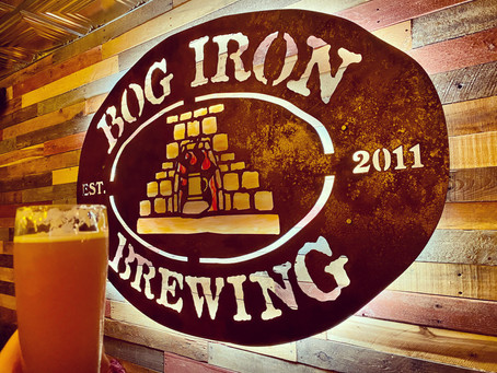 BrewReview: Bog Iron Brewing