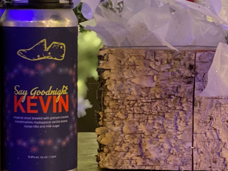 Beer of the Week 12/6: Say Goodnight, Kevin
