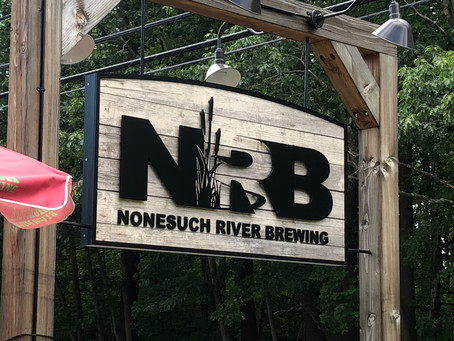 BrewReview: Nonesuch River Brewing