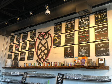 BrewReview: Night Shift Brewing