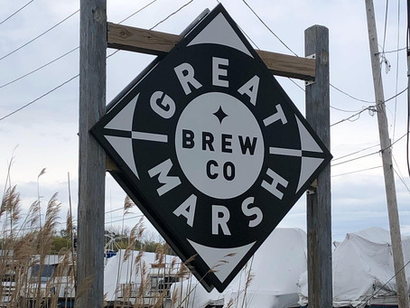 BrewReview: Great Marsh Brewing Company