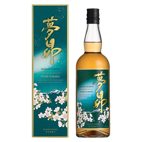 夢昴日本威士忌 Yume Subaru Japanese Blended Whisky