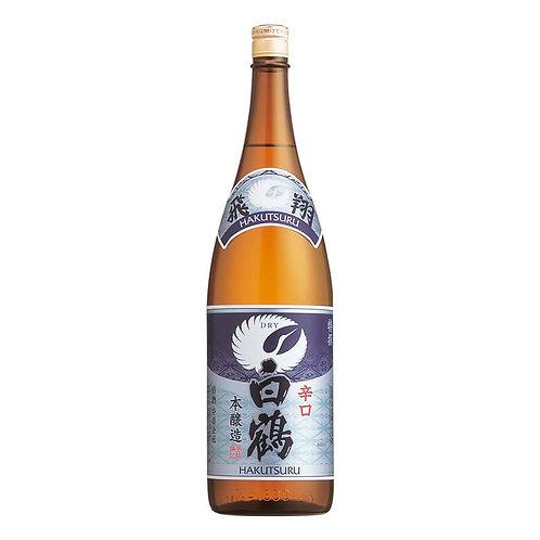 白鶴清酒 飛翔特撰本釀造 Hisho Dry 1.8L