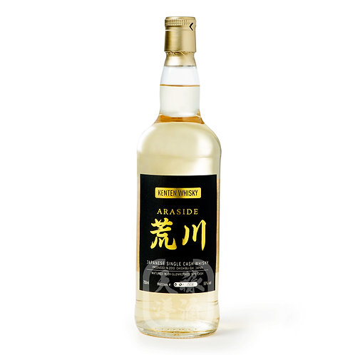 Araside 荒川威士忌 7年 750ml