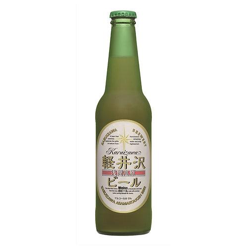 日本輕井沢白啤酒 Karuizawa Asamakougen Weiss Beer 330ml