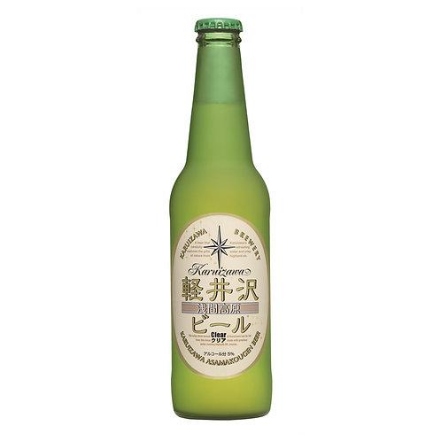 日本輕井沢清啤酒 Karuizawa Asamakougen Clear Beer 330ml