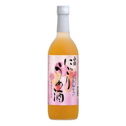 白鶴清酒 梅子濁酒 Nigori Umeshu 720ml