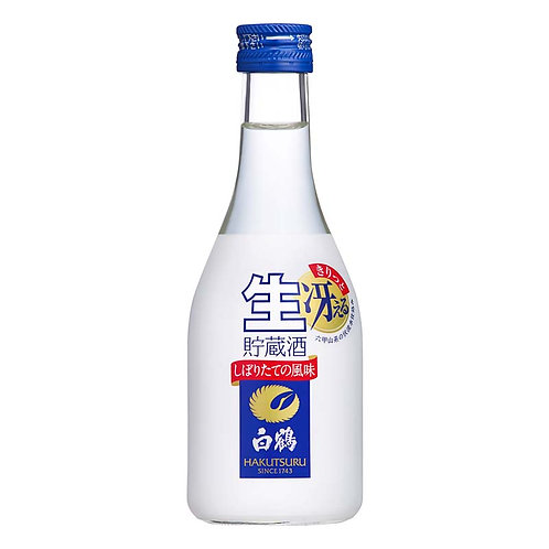 白鶴清酒 生貯藏 Nama Chozo 300ml