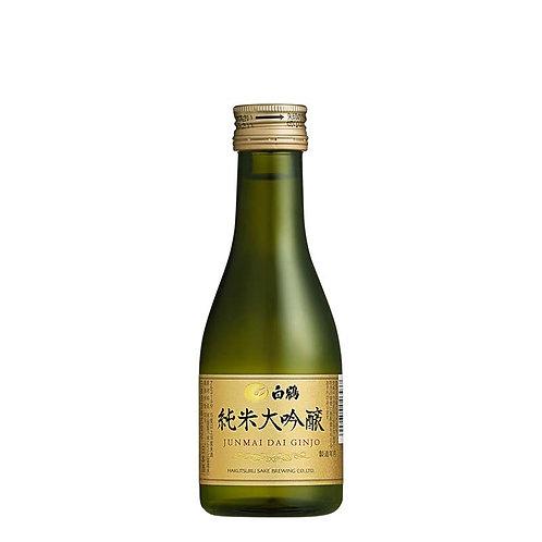 白鶴清酒 純米大吟釀 Jumai Dai Ginjo 180ml