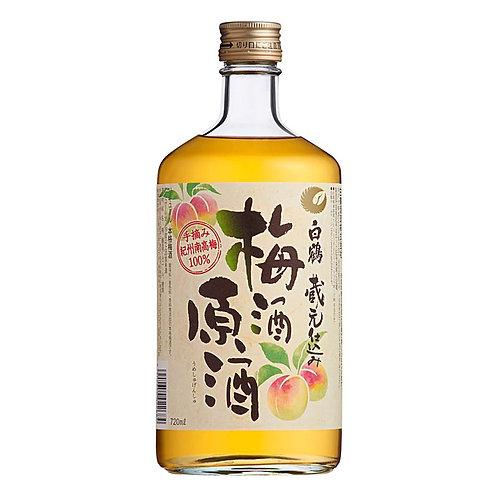 白鶴清酒 手摘南高梅原酒 Ume Genshu 720ml