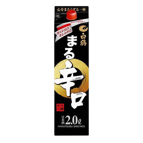 白鶴清酒 美露辛口 Maru Dry 2L