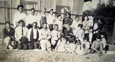 History of Pacoima - The Lozano-Hernandez family arriving to Pacoima in 1920