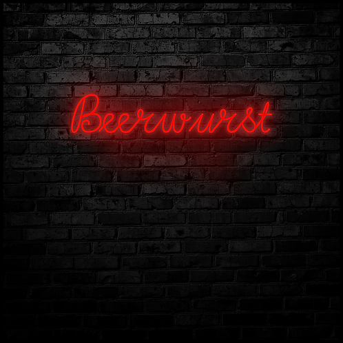 BEERWURST