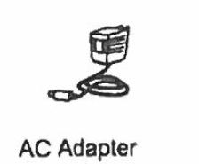 390074AD Monarch Air Hockey AC-DC Adapter