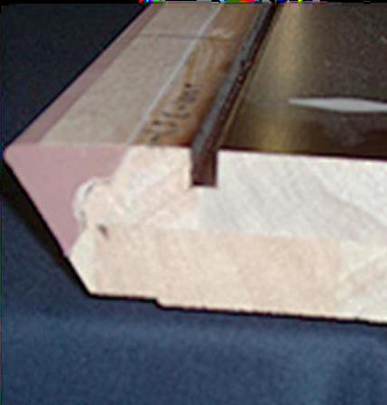 950310 Cushion Rubber/Corner/Side Patch Set