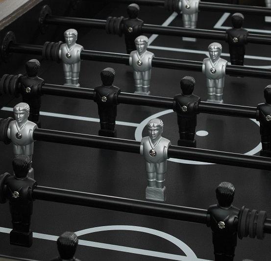 420027-B Black Player Foosball Set