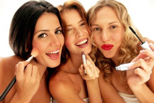 Atelier de maquillage à thèmes 1 à 5 pers