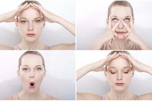 Atelier Yoga du visage 6 à 10 pers