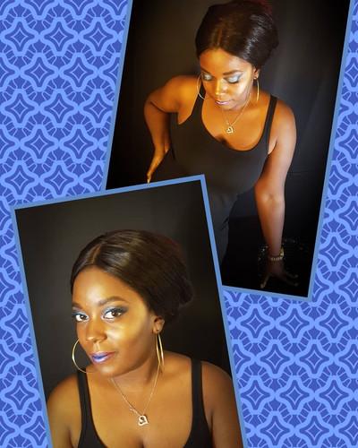 makeup black