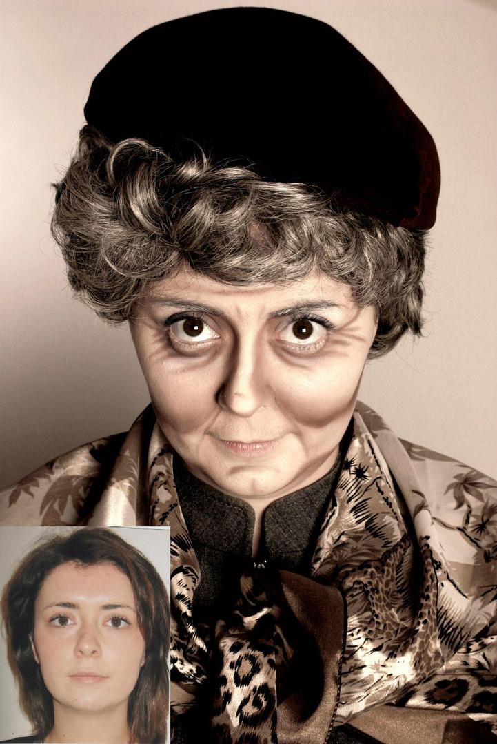 vieillissement theatral maoya
