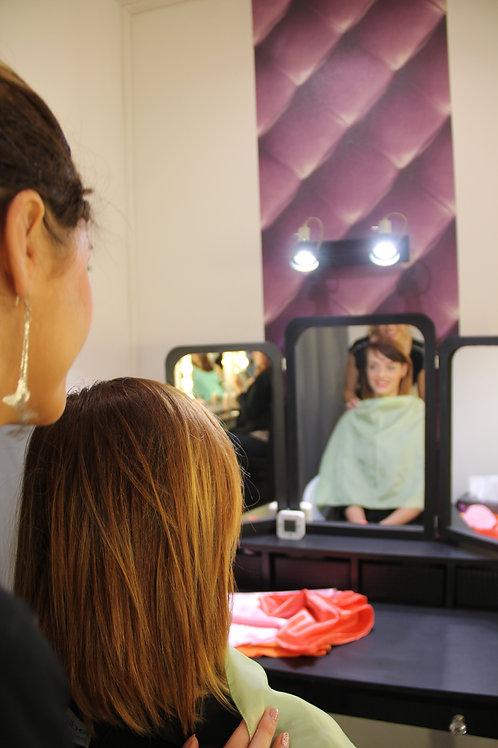 Conseils Couleurs, Coiffures, Accessoires et Maquillage