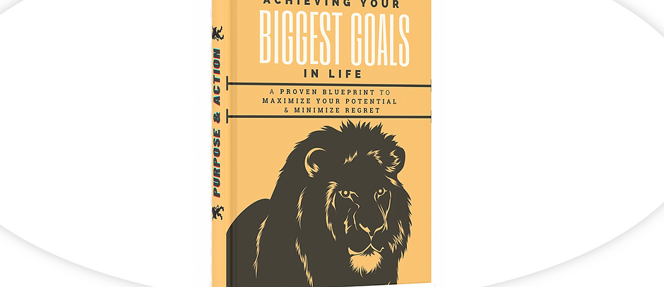 8 Steps To Achieving Your Biggest Goals In Life