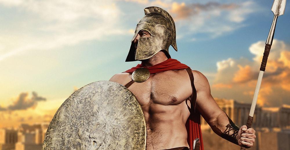 gladiator warrior success conquer
