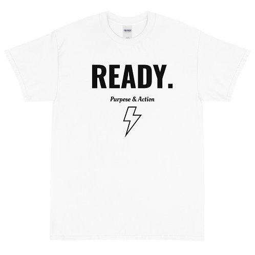 READY T-Shirt (White)