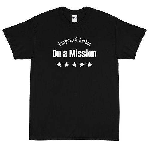 On a Mission T-Shirt (Black)