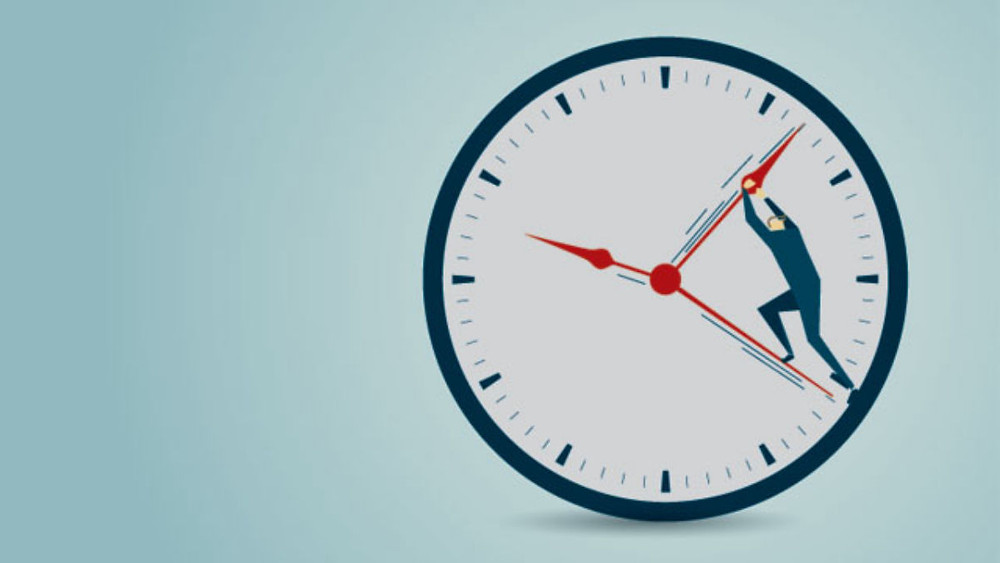 organize your time