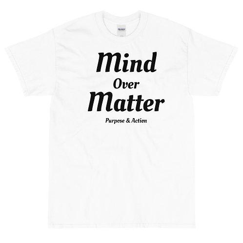 Mind Over Matter T-Shirt (White)