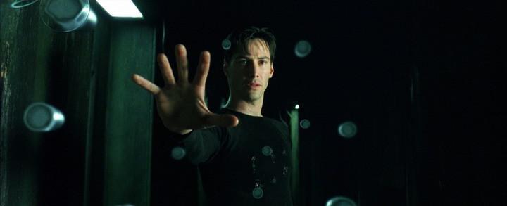neo the matrix confidence