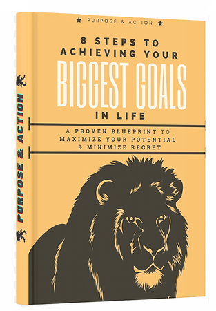 8 steps to achieve your biggest goals in life