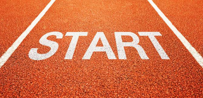 gain momentum start