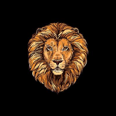 purpose action lion logo