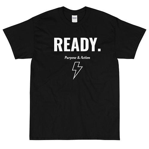 READY T-Shirt (Black)