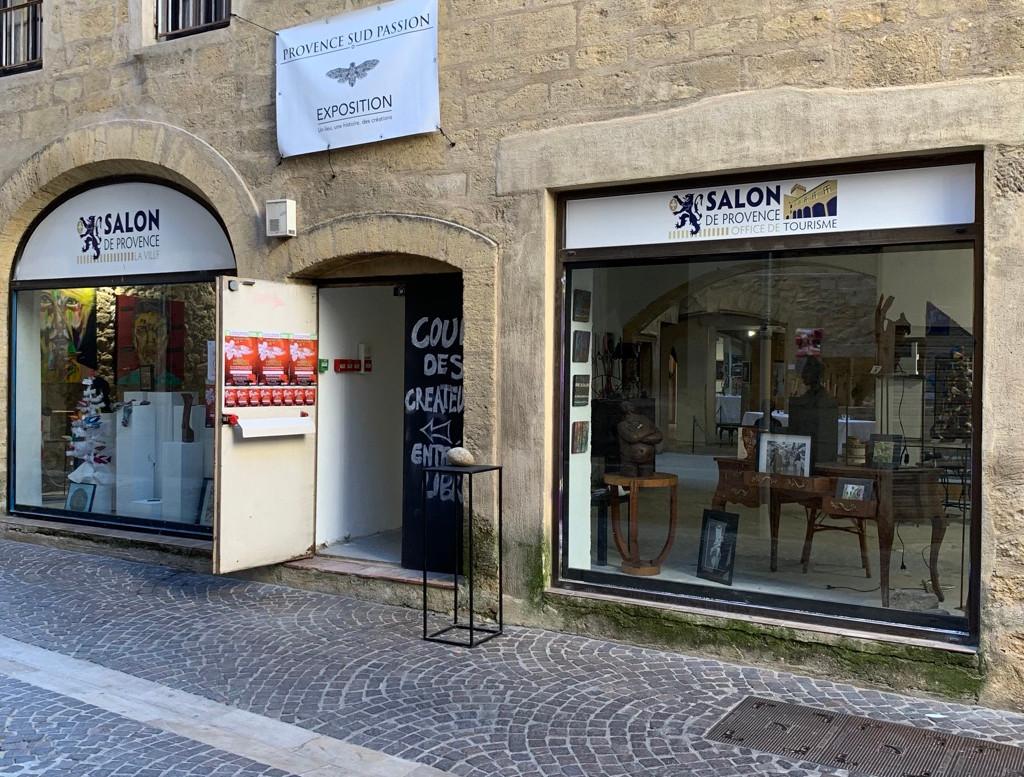 Rue Bastonenq _ Cour des createurs noel