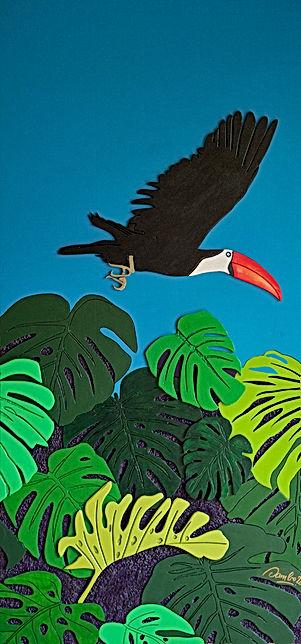 3 - Tucano em voo... - sambo© 2020.jpg