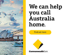 Commonwealth Bank to open bank account from overseas. Open Australian bank account before arriving.