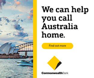 Commonwealth Bank to open bank account from overseas. Open Australian bank account before arriving.