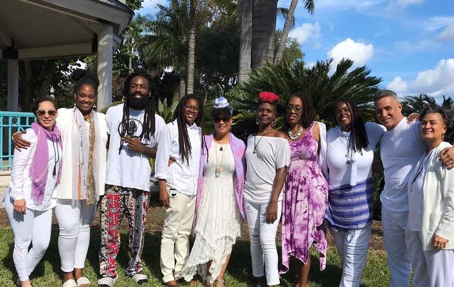 Farrah Sharpe Tribe The Sacred Journey W