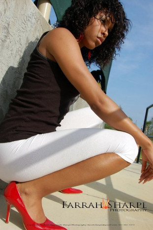 Just Jazzy- Jazmine Baker- Farrah Sharpe Photography