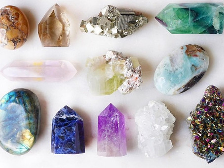What are Crystals?