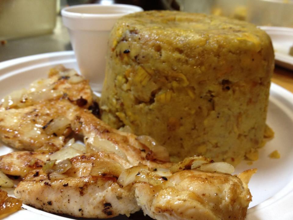 mofongo chicken