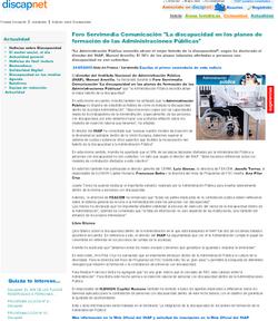 Discapnet__Foro_Servimedia_Comunicación_